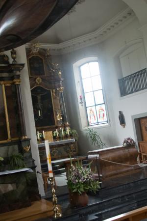 Kirche St. Anton Grossteil (Feuerwind Church)