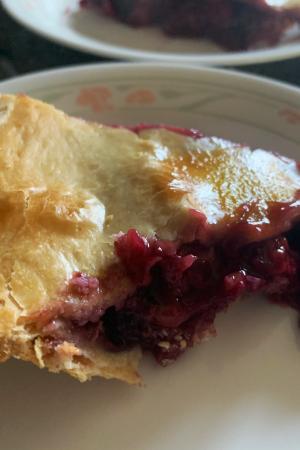 Cherry Berry Trio Pie